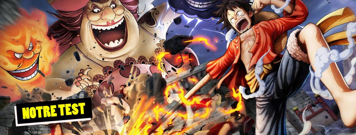Test One Piece Pirate Warriors 4 : une suite sans éclat, un Musô de plus