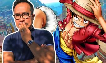 One Piece World Seeker : une catastrophe ? Notre avis sur le jeu