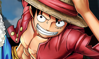 One Piece World Seeker : voici la cinématique d'intro du jeu