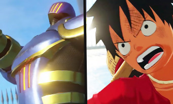 One Piece World Seeker : un trailer où Isaac revêt son armure de combat