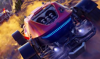 ONRUSH : un trailer explosif dévoile tous les véhicules du jeu