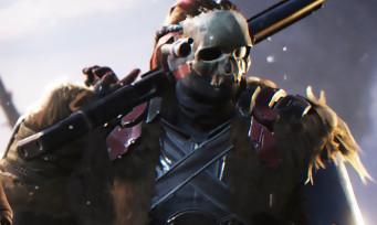 Outriders : une énorme vidéo de gameplay pour le shooter