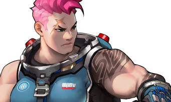 Overwatch : trailer de gameplay Zarya la bodybuildeuse russe