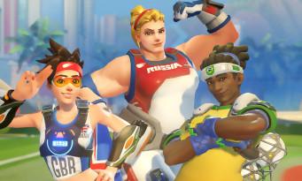 Overwatch : les DLc des Jeux Olympiques en images