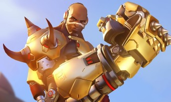 Overwatch : un trailer de gameplay avec Doomfist