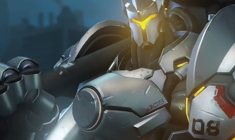 Overwatch : gameplay trailer avec Reinhardt