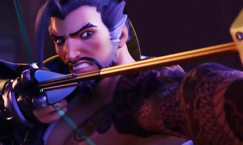 "Overwatch : voici le court-métrage d'animation ""Dragons"""