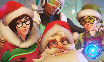 Overwatch : une nouvelle vidéo consacrée à Noël
