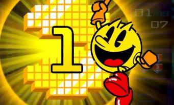 Pac-Man 99 : le jeu annoncé sur Nintendo Switch, 1er trailer
