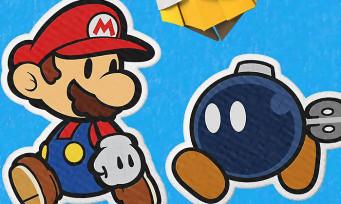 Paper Mario The Origami King : une nouvelle vidéo qui fait voyager