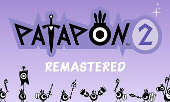 Patapon 2 Remastered : le jeu officialisé avec du gameplay