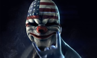 Payday 2 : le jeu est free-to-play jusqu'en avril !