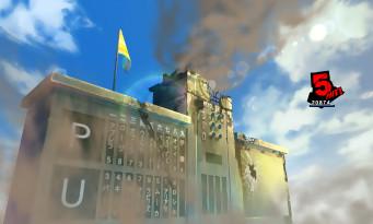 Persona 4 : Ultimax Ultra Suplex Hold