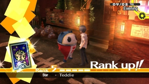 Persona 4 : The Golden