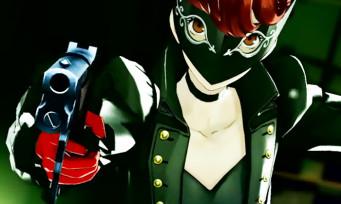 Persona 5 Royal : un trailer de lancement épique, le combat reprend