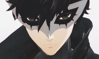 Persona 5 Strikers : un second trailer épique, du gameplay à tout va