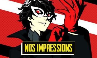 Persona 5 Strikers: plus action, moins RPG, une suite plus grand public ?