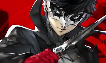Persona 5 : découvrez le trailer de lancement du jeu