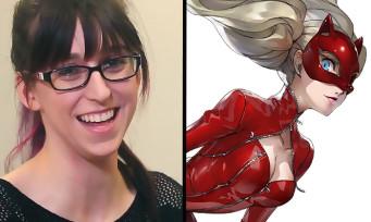 Persona 5 : une vidéo pour découvrir la voix anglaise d'Ann Takamaki