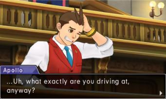 Phoenix Wright Ace Attorney 6