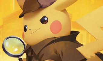 Détective Pikachu : un trailer de gameplay pour la sortie du jeu