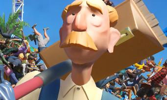Planet Coaster : après avoir fait les beaux jours du PC, le jeu s'attaque aux consoles