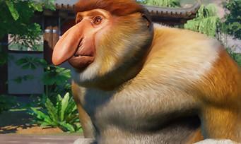 Planet Zoo : trailer de gameplay du DLC avec les animaux d'Asie du Sud-Est