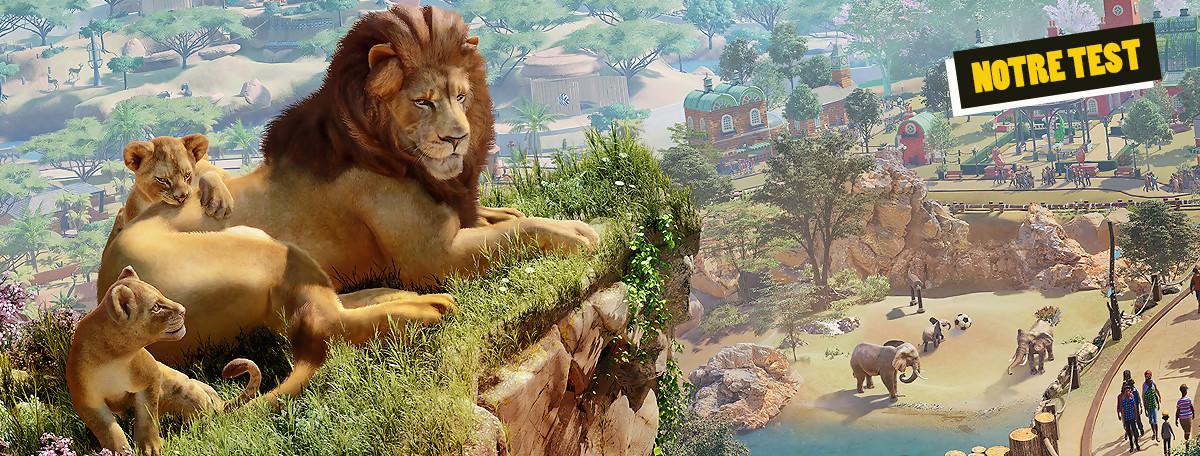 Test Planet Zoo : à l'heure des polémiques, sa visite vaut-elle le détour ?