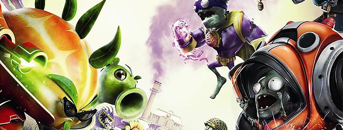 Test Plants vs. Zombies Garden Warfare 2 sur PS4 et Xbox One