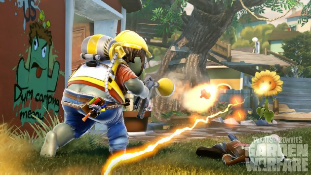 Plants vs. Zombies : Garden Warfare
