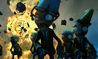 Plants vs. Zombies Garden Warfare : les classes de zombies en vidéo