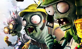 Plants vs. Zombies Garden Warfare : un trailer et des images du premier DLC