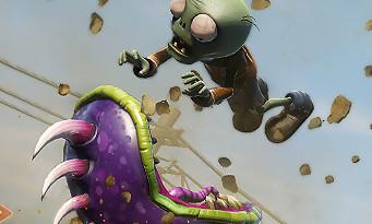 Plants vs Zombies Garden Warfare : trailer PS4
