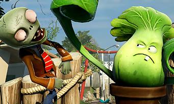 Plants vs. Zombies Garden Warfare : un nouveau trailer sur PS4