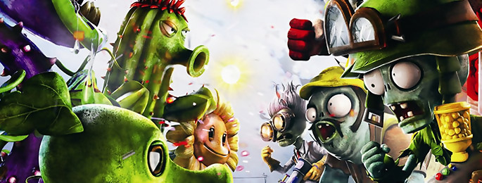 Test Plants vs. Zombies Garden Warfare sur Xbox One