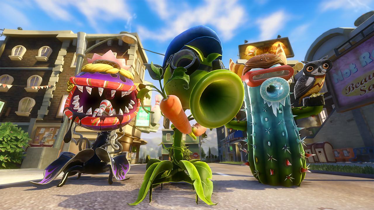 Plants vs. Zombies Garden Warfare 2 | Игры для PS4 ...