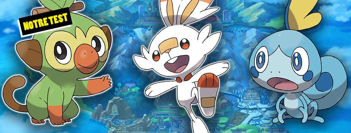 Test Pokémon Épée / Bouclier : un coup d'épée dans l'eau ?