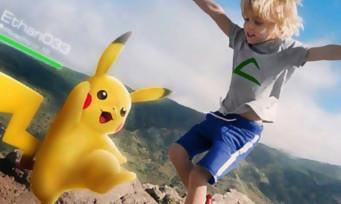 Pokémon GO : voici comment commencer le jeu avec Pikachu