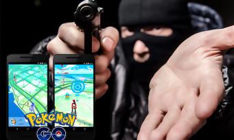 Pokémon GO : un joueur se fait piquer son smartphone en plein live
