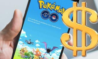 Pokémon GO : quasiment 1 milliard de dollars de recette en 6 mois !