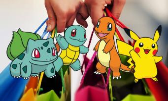 Pokémon GO : des Pokéstops dans les centre commerciaux