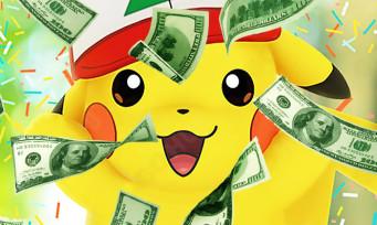 Pokémon GO : le jeu dépasse le milliard de téléchargements