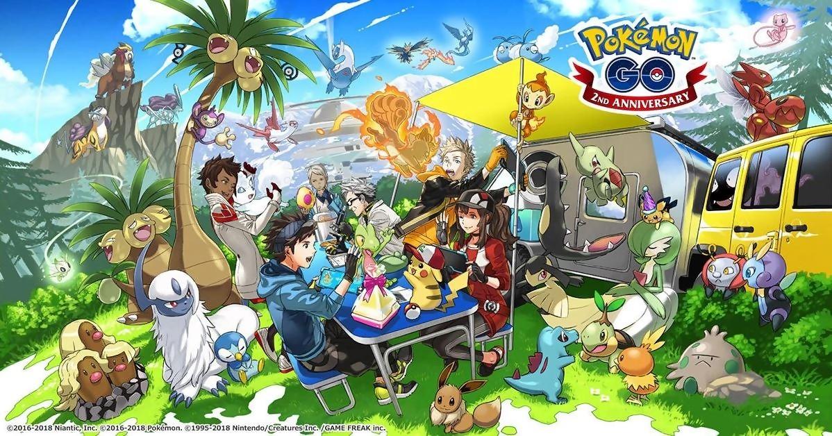 Artworks Pokemon Go