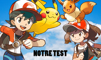 Test Pokémon Let's Go Evoli / Pikachu : le remake qui ne s'assume pas