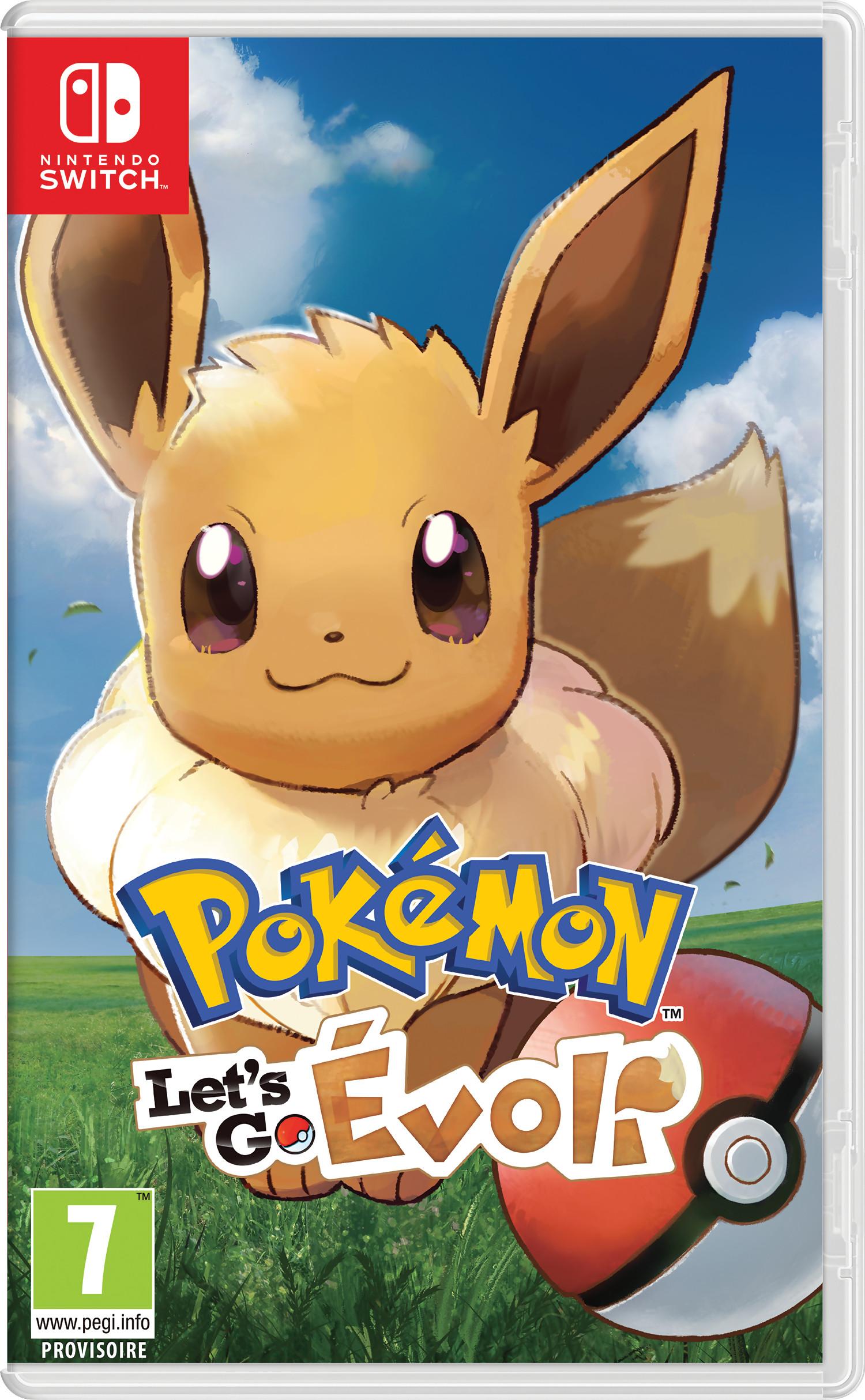 Test Pokémon Lets Go Evoli Pikachu Le Remake Qui Ne S