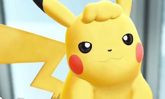 Pokémon Let's Go Pikachu & Evoli : un nouveau trailer décoiffant, découvrez-le !