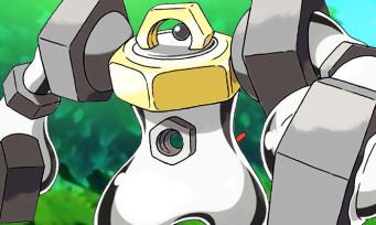 Pokémon Let's Go Pikachu & Evoli : l'inédit Melmetal se présente en vidéo