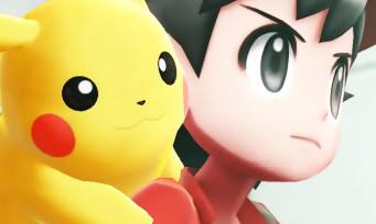 Pokémon Let's Go Pikatchu & Evoli : un trailer tout coloré qui ouvre la chasse