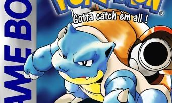 Pokémon Version Bleue
