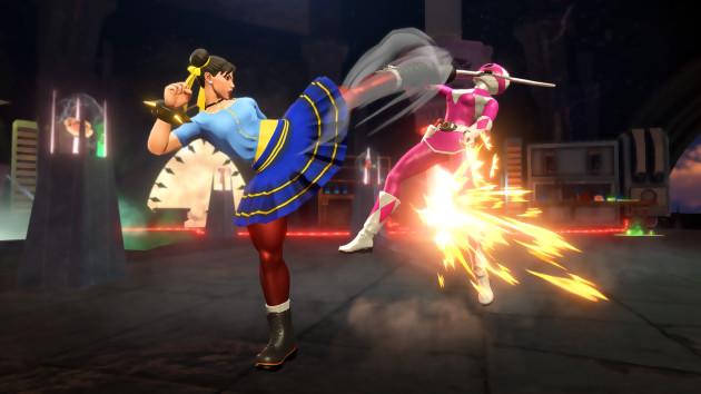 Power Rangers : Battle for the Grid